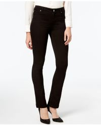 INC International Concepts - Curvy-fit -pocket Bootcut Jeans - Lyst