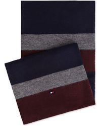 Tommy Hilfiger - Colorblocked Scarf - Lyst