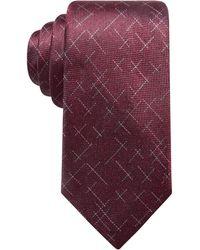 Alfani - Men's Reed Dash Silk Tie, Created For Macy's - Lyst