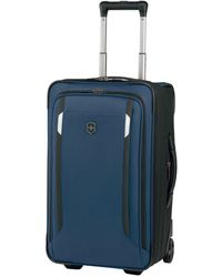 "Victorinox - Werks Traveller 5.0 22"" Carry-on Spinner Suitcase - Lyst"