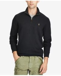 Polo ralph lauren Estate Rib Cotton Pullover Sweater for Men | Lyst