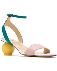 Katy Perry - Adventure Color Block Dress Sandals - Lyst