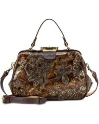 Patricia Nash - Gracchi Small Frame Satchel - Lyst
