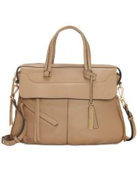 Vince Camuto - Felax Large Satchel - Lyst