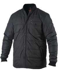 Rip Curl - Decco Anti Series Quilted Dwr Jacket - Lyst