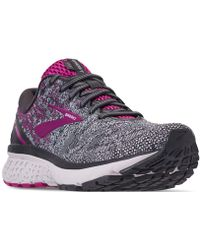 74123280ef5 Brooks - Ghost 11 Running Sneakers From Finish Line - Lyst