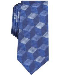Alfani - Geometric Tie, Created For Macy's - Lyst
