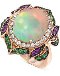 Le Vian - Crazy Collection® Multi-gemstone Statement Ring (5-1/4 Ct. T.w.) In 14k Rose Gold - Lyst