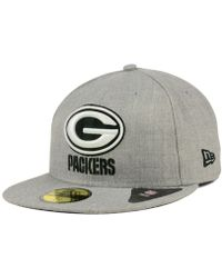 d56e6f220 Lyst - Ktz Green Bay Packers On Field 39thirty Cap in Blue for Men