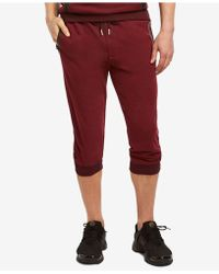 2xist - Terry Cropped Trousers - Lyst