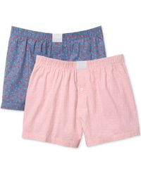 Michael Kors - Air Stretch-woven Boxers, 2-pack - Lyst