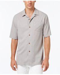 Tommy Bahama - Men's Tiki Palms Short-sleeve Shirt - Lyst