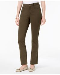 Charter Club - Lexington Straight-leg Jeans, Only At Macy's - Lyst
