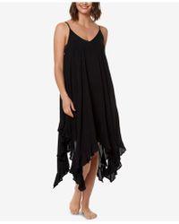 Bleu Rod Beattie - Handkerchief-hem Dress Cover-up - Lyst