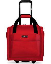 Revo - Airborne Under-set Carry-on Wheeled Suitcase - Lyst