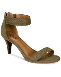 Style & Co. - Pattyy Braided Two-piece Dress Sandals, Created For Macy's - Lyst