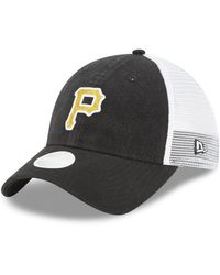 KTZ - Pittsburgh Pirates Trucker Shine 9twenty Cap - Lyst