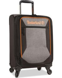 "Timberland - Campton 19"" Carry-on Lightweight Spinner Suitcase - Lyst"