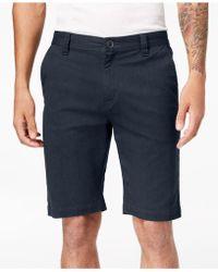 Volcom - Frickin Tuner Stretch Shorts - Lyst
