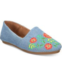 Style & Co. - Nixine Slip-on Flats, Created For Macy's - Lyst