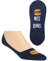 Hot Sox - Hamburger Liner Socks - Lyst