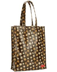 Macy's - Medium Coated Cotton Canvas Tote - Lyst