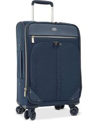 "Vince Camuto | Ameliah 20"" Softside Expandable Carry-on Spinner Suitcase 