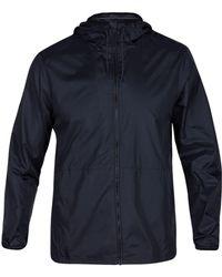 Hurley - Men's Protect 2.0 Full-zip Hooded Jacket - Lyst