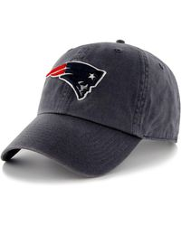 Lyst - 47 Brand New England Patriots Breakaway Knit Hat in Blue for Men 9e26b85df
