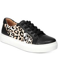 Naturalizer - Cairo Lace-up Trainers - Lyst