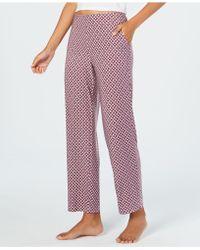 Alfani - Printed Pajama Pants, Created For Macy's - Lyst