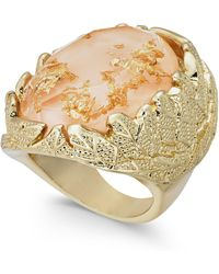 INC International Concepts - I.n.c. Gold-tone Stone Statement Ring, Created For Macy's - Lyst