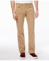 02b7780d Levi's Levi's 511 Slim Fit Lead Grey Corduroy Trousers in Gray for Men -  Lyst