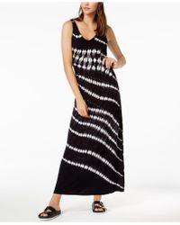 INC International Concepts - I.n.c. Petite Printed Embellished Maxi Dress, Created For Macy's - Lyst