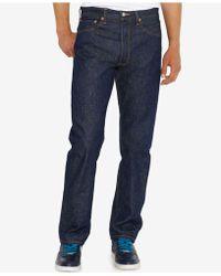 Levi's - 501® Original Shrink-to-fittm Jeans - Lyst