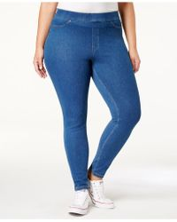 Hue - Original Jean Plus Leggings - Lyst