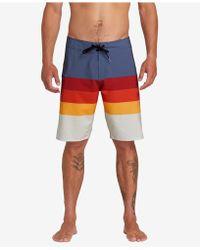 Volcom - Lido Liney Mod 21 Shorts - Lyst