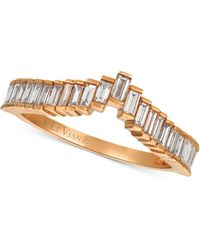 Le Vian - ® Baguette Frenzytm Diamond Ring (1/2 Ct. T.w.) In 14k Rose Gold - Lyst