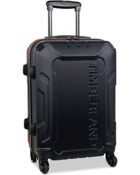 "Timberland - Boscawen 21"" Carry-on Lightweight Hardside Spinner Suitcase - Lyst"