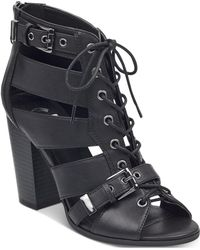G by Guess - Portlyn Dress Sandals - Lyst