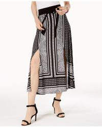 INC International Concepts - I.n.c. Printed Maxi Skirt, Created For Macy's - Lyst