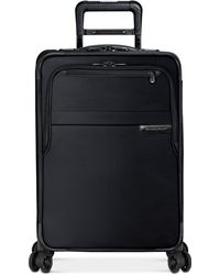 "Briggs & Riley - Baseline 22"" Expandable Carry-on Spinner Suitcase - Lyst"