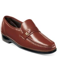 Florsheim - Shoes, Riva Moc Toe Loafers - Lyst