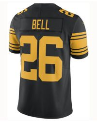 ead53b0913f Nike Ben Roethlisberger Pittsburgh Steelers Game Jersey in Black for Men -  Lyst