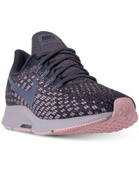 reputable site 0964a dae33 Nike - Air Zoom Pegasus 35 Running Sneakers From Finish Line - Lyst