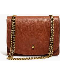 Madewell - The Chain Crossbody Bag - Lyst