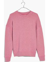 Madewell - Pre-order Mainstay Sweatshirt - Lyst