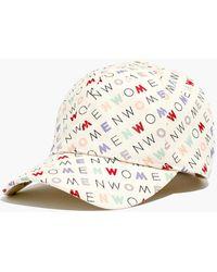 2e70db447a40f Madewell X Biltmore® Panama Hat in Black - Lyst