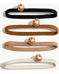 Madewell - Bobble Hair Tie - Lyst