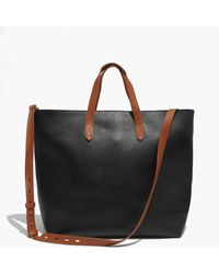 Madewell - The Zip-top Transport Carryall - Lyst